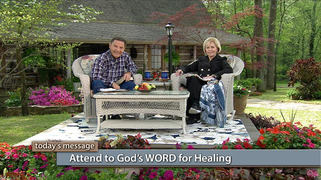 Watch Kenneth and Gloria Copeland on Believer's Voice of Victory as they share 101 things God says about healing. All sickness, all disease, all calamity—the whole curse—is under the law of sin and death. God's WORD is life and health—so attend to His WORD for healing!