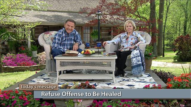 Satan will try to steal your healing through offense. Watch Kenneth and Gloria Copeland on Believer's Voice of Victory share how it's not that God doesn't heal--it's that it isn't received. Learn how to stand in faith and refuse offense to be healed. Forgiveness is the force that saves and heals!