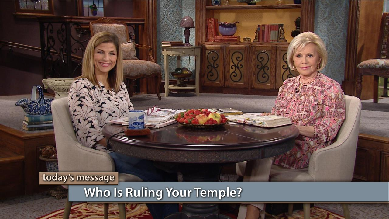 What drives you? And what needs to be driven out of your life by the power of Jesus? Join Gloria Copeland and Kellie Copeland on Believer's Voice of Victory to discover how letting go of alternative sources will allow Jesus to become your daily bread.