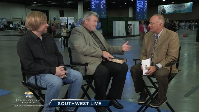 Join Tim Fox and Greg Stephens for the second session on the first day of Southwest backstage interviews at the 2018 Southwest Believers' Convention in Forth Worth, Texas.