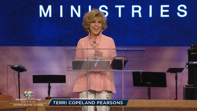 Join Terri Copeland Pearsons as she shares how honoring and reverencing the Lord in prayer changes your results. In this pre-service prayer session of the 2018 Southwest Believers' Convention, you'll experience the anointing power of honoring God when you come to the throne of grace.