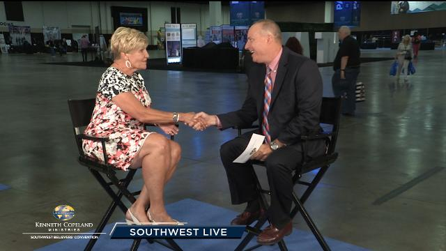 Join Tim Fox and Greg Stephens during Friday evening Southwest Backstage as they interview special guest Mayor Betsy Price and others during the 2018 Southwest Believers' Convention in Fort Worth, Texas.