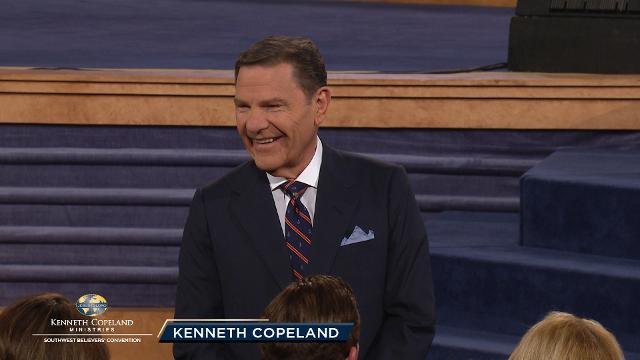 Join Kenneth Copeland during the evening offering session of the Southwest Believers' Convention. God's grace motivates people to sow seed. As you sow your seed, ministering spirits multiply the seeds you sow.
