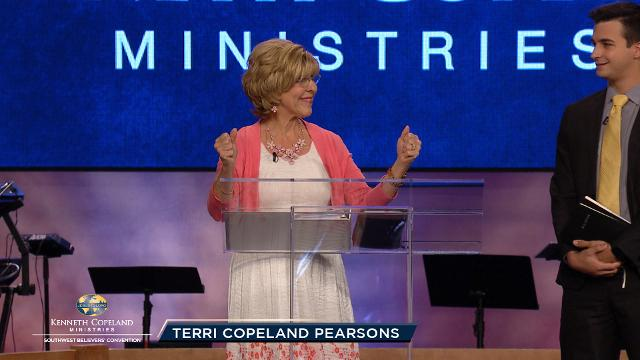 Prepare your heart to receive your healing! Join Terri Copeland Pearsons in this pre-service prayer session of the 2018 Southwest Believers' Convention as she shares how God wants to tell you how to operate in the courts of heaven. Then, get ready to stir your faith for healing!