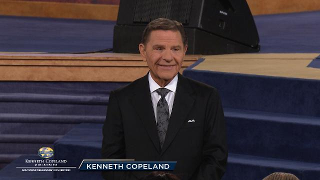 Are you sin conscious or righteousness conscious? Join Kenneth Copeland at the 2018 Southwest Believers' Convention as he shares about misconceptions in the Church and the truth about righteousness. Learn how the image you have of yourself on the inside is critical to your faith walk. It's time to set the record straight—you were made the righteousness of God!