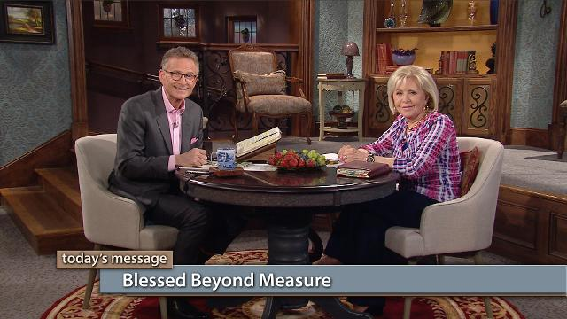God's supply is limitless! In this episode of Believer's Voice of Victory, Gloria Copeland and George Pearsons revisit their own journeys of learning the principles of biblical prosperity, and share a KCM Partner's testimony of God's abundant provision. It's time for you to believe God to be blessed beyond measure!
