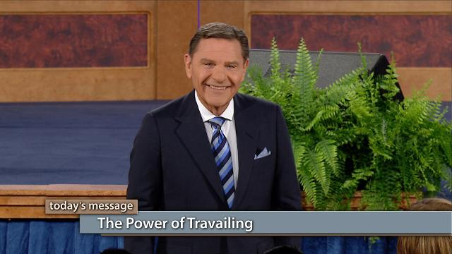 Do you want to experience miracles in and around your own life? Watch Kenneth Copeland on Believer's Voice of Victory as he shares the importance of having enough faith to stand in the gap through the power of travailing in prayer. Learn to use your faith to travail for others—your children, your friends, your state and nation. Then, you will begin to see things happen in your own life that you've only imagined!