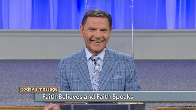 "If you need to see a change in your life, it's time to use the one-two punch that breaks through every opposition! Watch Kenneth Copeland on Believer's Voice of Victory as he shares the powerful, undefeatable faith combination of believing The WORD of God in your heart and speaking it with your mouth. Faith believes, and faith speaks!Click here to watch Pastor Greg Stephens video ""THE BLESSING Is Written on Our Hearts""!"