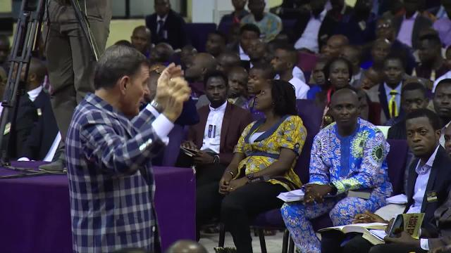 Join Kenneth Copeland for the 2017 International Ministers' Conference with Bishop David Oyedepo in Nigeria. Learn how important it is to have a revelation of God's Love in your heart and how to access the anointing that God has given you.