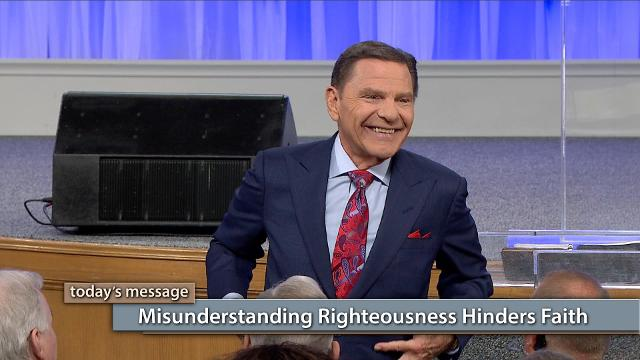 If you want to enjoy faith at full throttle, you need to understand what righteousness really is! Watch Kenneth Copeland on Believer's Voice of Victory as he shares how misunderstanding righteousness hinders faith and how you can be set free by the truth.