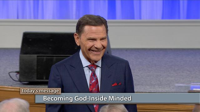 You can become a fearless warrior in faith! Watch Kenneth Copeland on Believer's Voice of Victory explain how becoming God-inside minded will eliminate common hindrances to faith. Learn to get rid of condemnation for good and operate in the God kind of faith that leads to victory after victory.