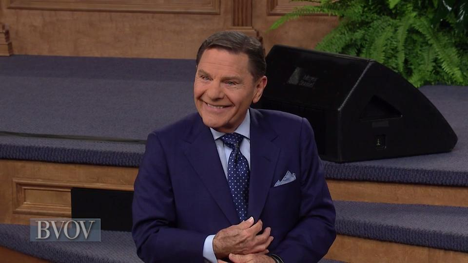 Jesus gave believers authority to pray in His Name and receive, that their joy may be full. Today, Kenneth Copeland teaches that we receive the Name of Jesus by covenant and how to release great faith for answered prayers. Now let's go to the Believer's Voice of Victory broadcast.