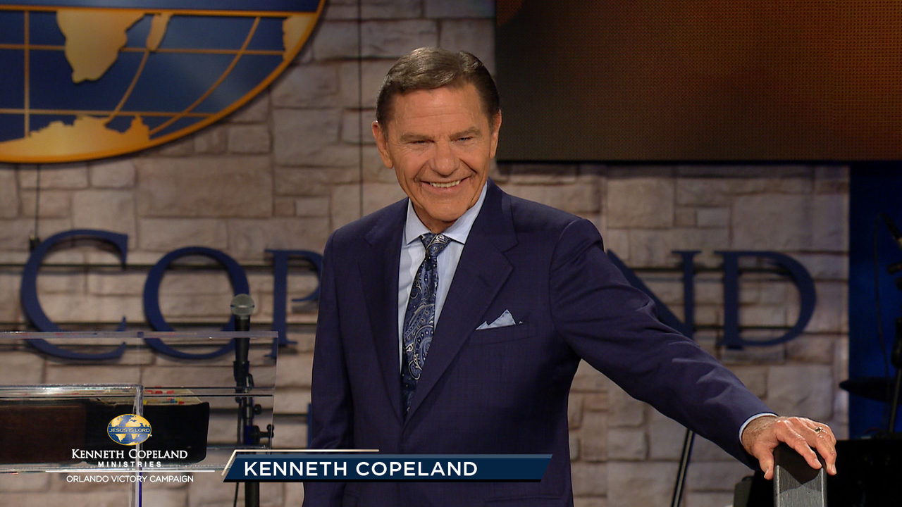 Learn the power of faith-filled words as you listen to Kenneth Copeland during the Friday evening session of the 2018 Orlando Victory Campaign.
