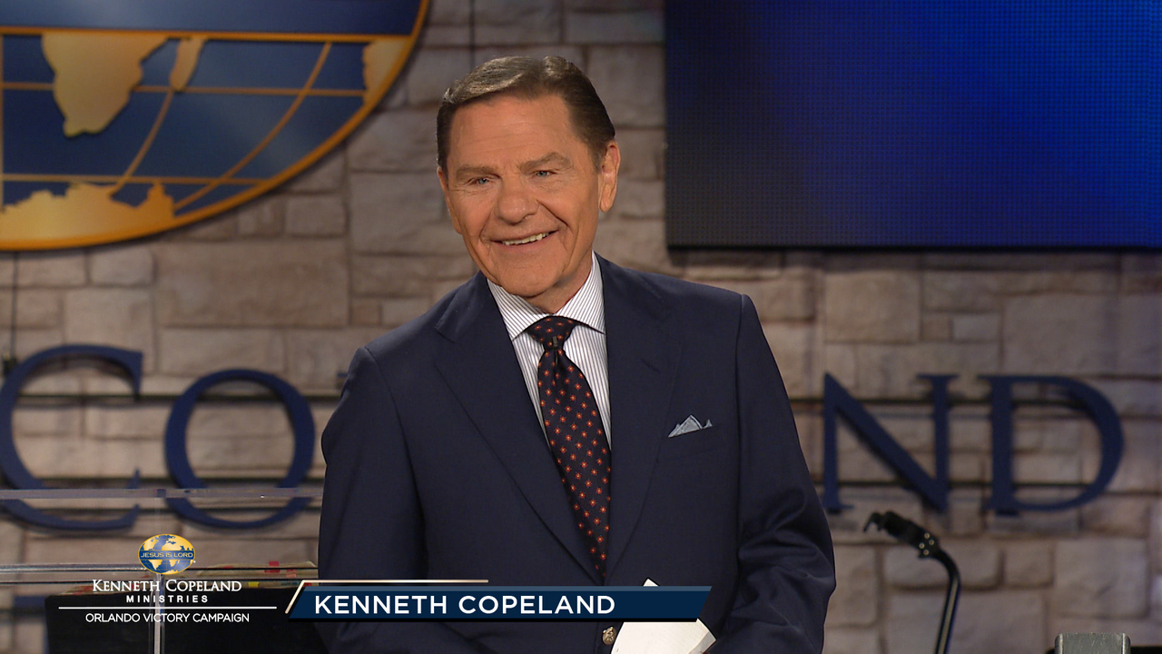 Healing always comes! Join Kenneth Copeland for Healing School at the 2018 Orlando Victory Campaign. Learn to take the necessary steps to prepare your heart to receive your healing just like that!