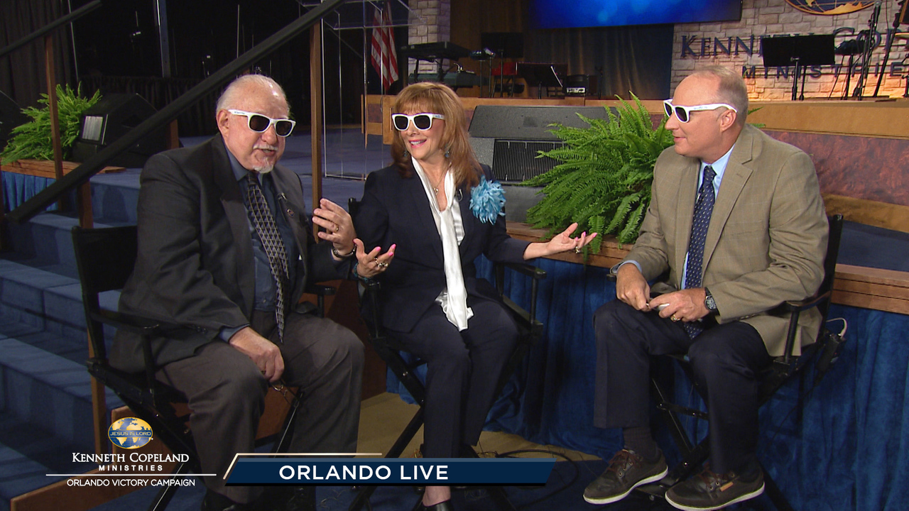Before the final session of the 2018 Orland Victory Campaign, Tim Fox interviews Kenneth and Betsy Delgado, and Steve and Cheryl Ingram for Orlando Backstage.