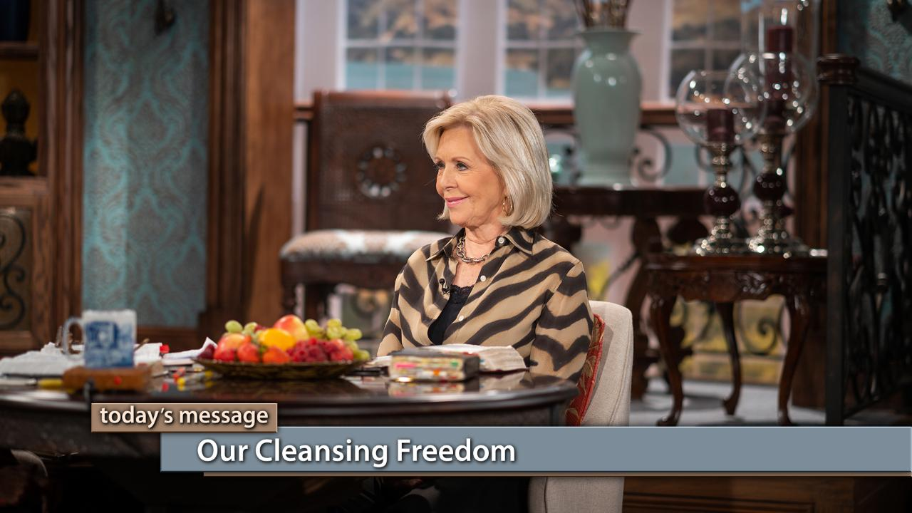 Freedom from sin is not just clearing the sin record against you. Hear from Gloria Copeland and Kellie Copeland on Believer's Voice of Victory as they explain more about Jesus' war on sin. Through Jesus, we are not only forgiven from sin, but Jesus also cleanses and frees us from its hold on our lives.To watch The Kellie and Jerri Show or to learn more about the program, click here.