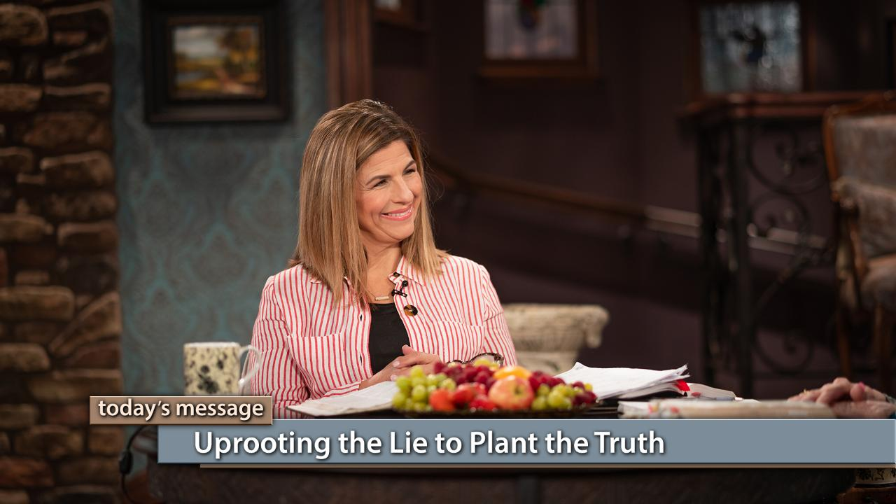 It's time to begin uprooting lies of the enemy to plant the truth! If God's truth can't get in your soul, it won't come out your mouth. Join Gloria Copeland and Kellie Copeland on Believer's Voice of Victory to discover how agreement with Jesus will uproot the enemy's lies and plant truth in our souls.To watch The Kellie and Jerri Show or to learn more about the program, click here.