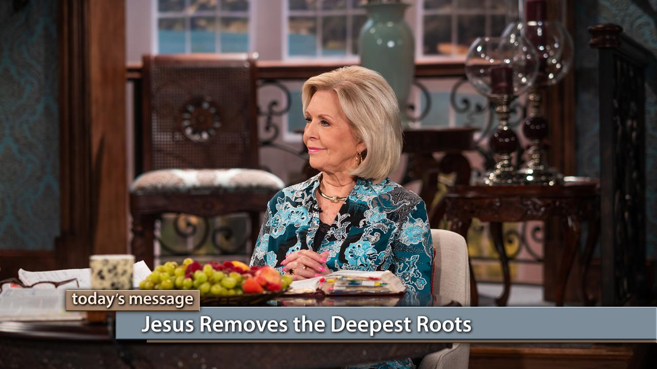 Roots of bitterness and unforgiveness cause evil forces of offense to resurface again and again, but Jesus removes the deepest roots. Watch Gloria Copeland and Kellie Copeland on Believer's Voice of Victory to hear how partnership with Jesus can uproot even the deepest roots of sin!To watch The Kellie and Jerri Show or to learn more about the program, click here.