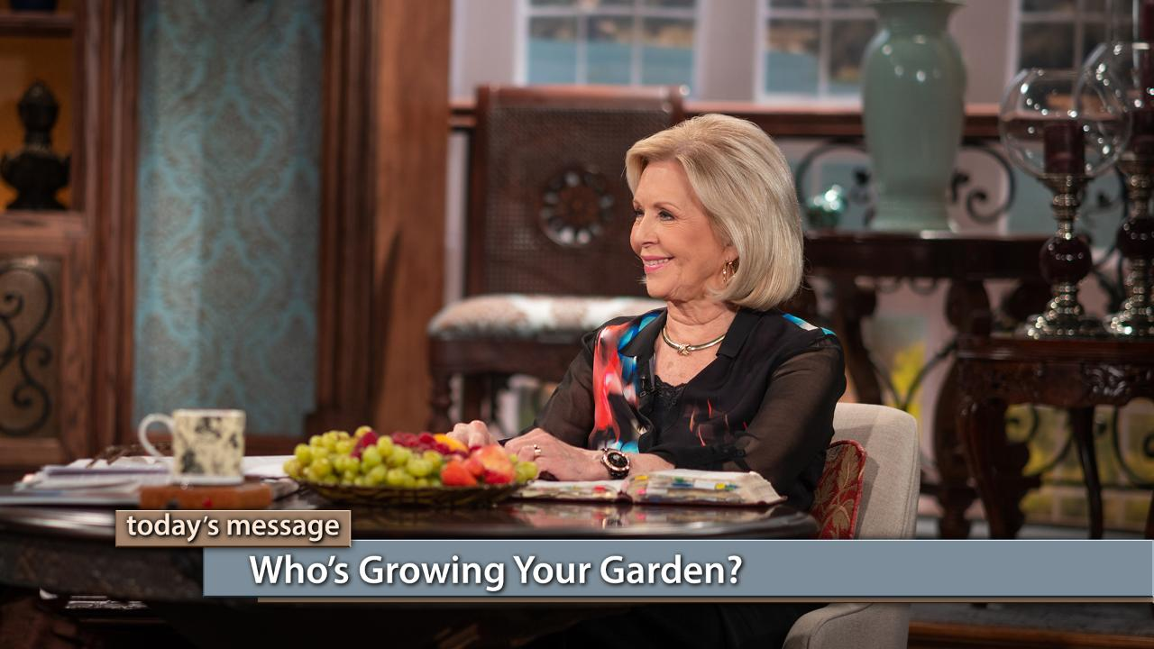 Growing good fruit is costly. To grow God's fruit in our lives, we have to choose Jesus' Word and not the lies of the enemy. Watch Gloria Copeland and Kellie Copeland on Believer's Voice of Victory, to explore growing in Jesus' ways versus growing in sin and death. Tune in and discover who's growing your garden!To watch The Kellie and Jerri Show or to learn more about the program, click here.