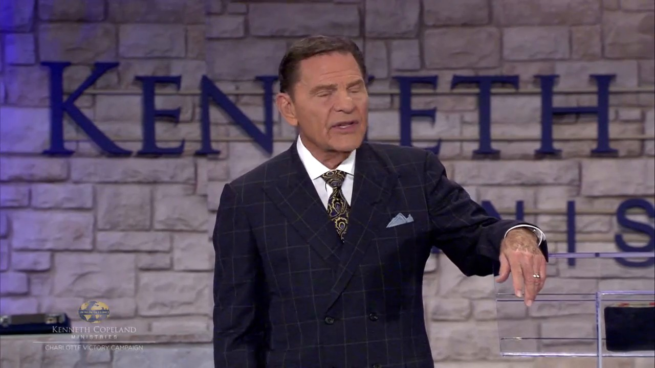 Speak the Word over your seed - the financial offering you sow, as you watch this message by Kenneth Copeland during the Friday evening session of the 2018 Charlotte Victory Campaign.