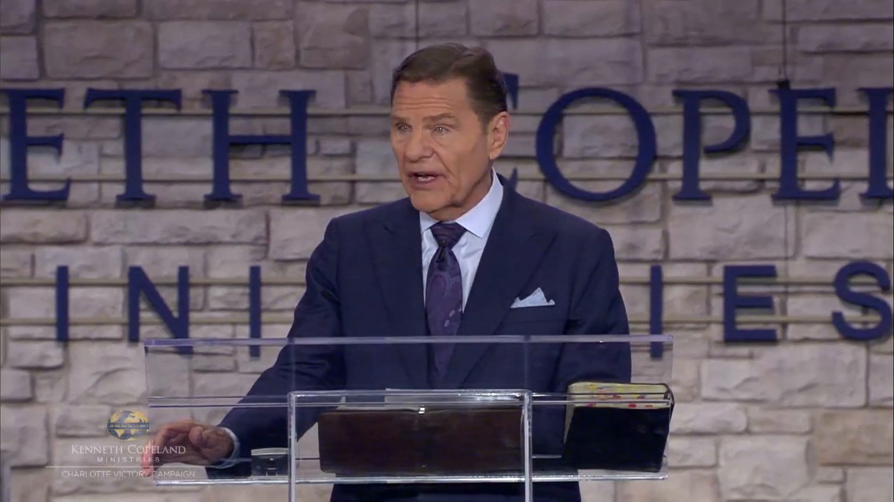 Jesus taught, preached and healed while on earth. Hebrews 13:8 tells us He is the same yesterday, TODAY and forever! In Healing School at the 2018 Charlotte Victory Campaign, Kenneth Copeland underscores the fact that it is always God's will to heal. Faith begins where the will of God is known!