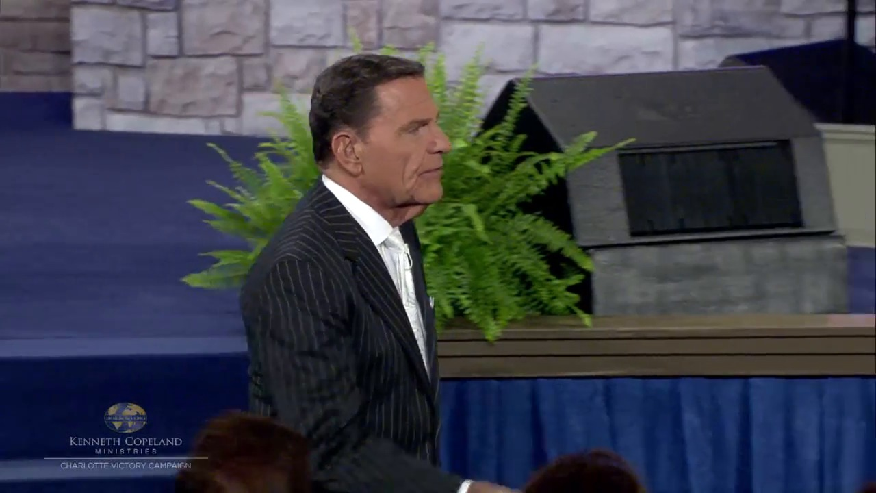 Ask God how and what to give when sowing an offering. Hear more from Kenneth Copeland during the 2018 Charlotte Victory Campaign.