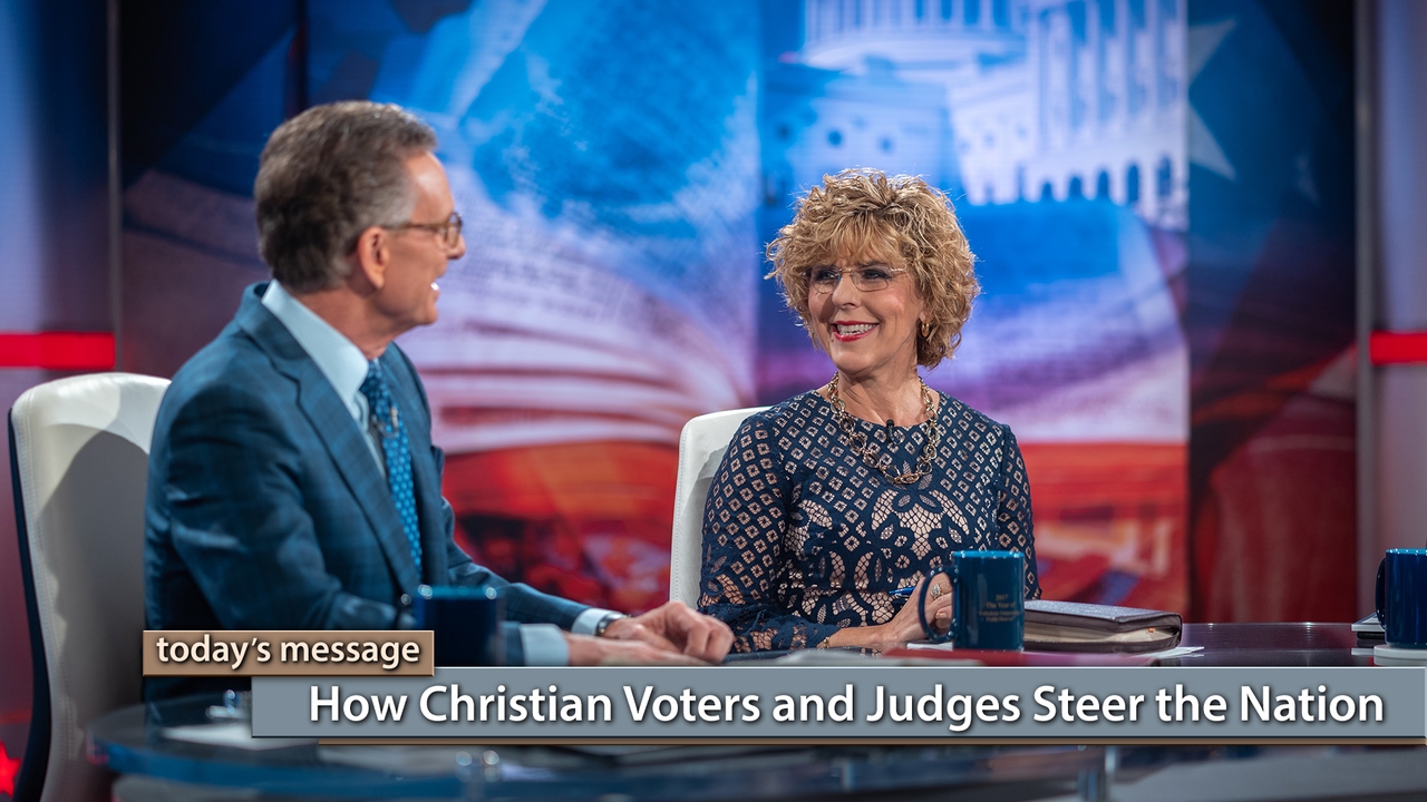 "The 2018 midterm elections are less than two weeks away, and your vote is critical! On this special ""Faith for Our Nation"" series of Believer's Voice of Victory, George and Terri Pearsons, Buddy Pilgrim, and Paula White-Cain share how Christian voters and judges steer the nation. Judges, court decisions and legislative policies are all on the table to swing one way or another. YOU can select judges who will move our nation in a righteous direction!"