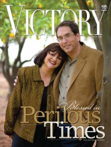 Believer     s Voice of Victory Magazine   Kenneth Copeland Ministries Kenneth Copeland Ministries March