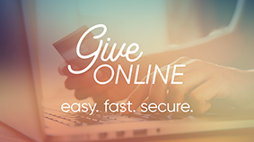 Give Your Gift Online