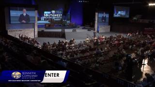 2020 Southwest Believers' Convention: Trust God As Your Only Source (2:00 p.m. CT)