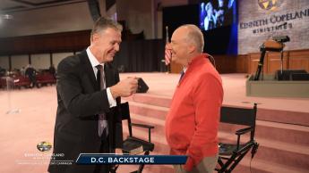 """2018 Washington, D.C. Victory Campaign: """"Washington, D.C. Backstage"""" (9:00 a.m.)"""