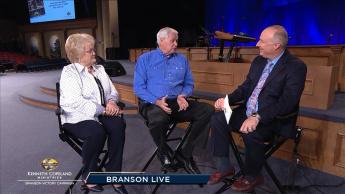 2019 Branson Victory Campaign: Branson Backstage (8:30 a.m.)