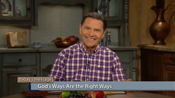 God's Ways Are the Right Ways (Previously Aired)