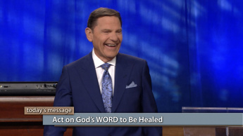 Act on God's WORD to Be Healed