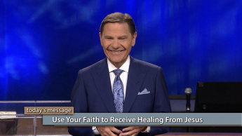 Use Your Faith to Receive Healing From Jesus