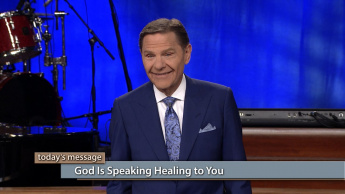 God Is Speaking Healing to You