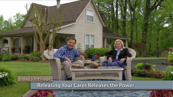 Releasing Your Cares Releases the Power
