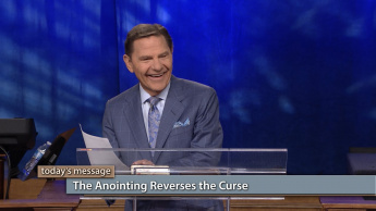 The Anointing Reverses the Curse