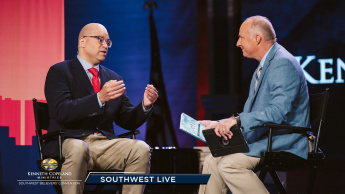 2019 Southwest Believers' Convention: 'Southwest Backstage' (8:00 a.m.)