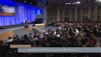 The Power of Forgiveness and Love