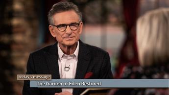 The Garden of Eden Restored