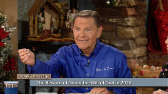 The Reward of Doing the Will of God in 2020