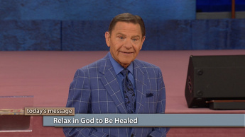 Relax in God to Be Healed