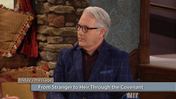 From Stranger to Heir Through the Covenant