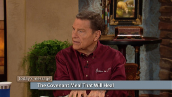 The Covenant Meal That Will Heal
