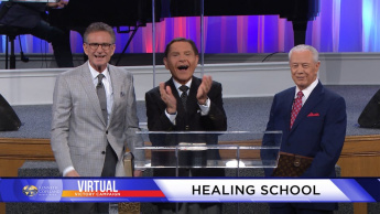 2020 Virtual Victory Campaign (April 23-25): Healing School - The Covenant and the Contradiction (10:00 a.m. ET)