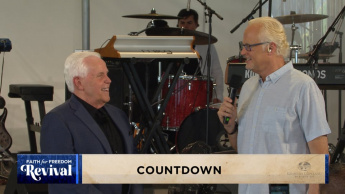 Faith for Freedom Revival (Formerly WCBC): Wednesday Evening Countdown (6:30 p.m. CT)