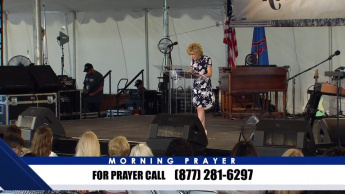 Faith for Freedom Revival: Thursday Morning Pre-Service Prayer (8:30 a.m. CT)