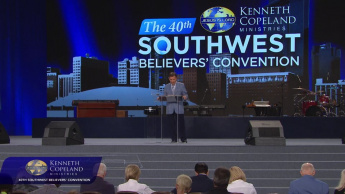 2020 Southwest Believers' Convention: The Anointing (9:00 a.m. CT)