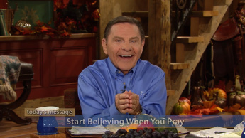 Start Believing When You Pray